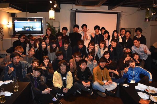 岡山学生イベント団体オカチルのイメージ画像