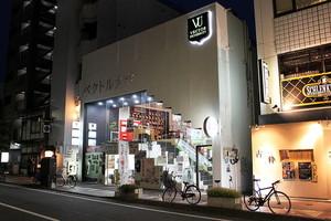 岡山ムーブアップカフェ外観