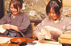 京菓子づくりコン