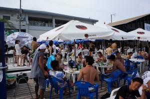 海BBQ開催風景
