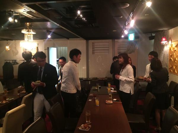 第5回異業種交流会@岡山オカヤマプレイスの様子2
