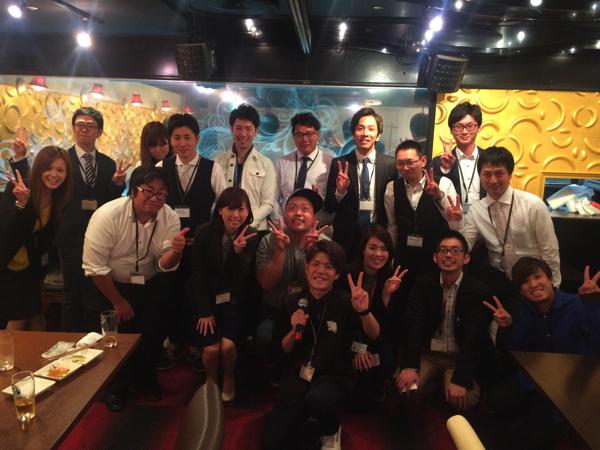 第5回異業種交流会@岡山オカヤマプレイスの様子3