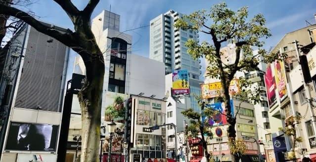 大阪アメ村