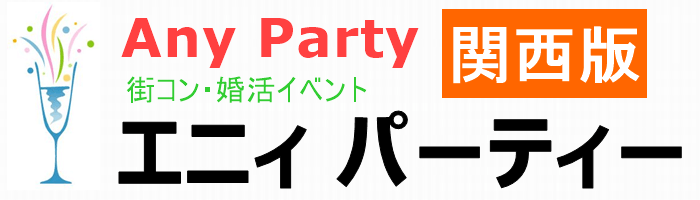 any partyロゴ