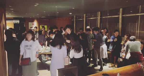 大規模恋活パーティーのイメージ写真3