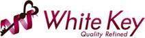 white keyロゴ